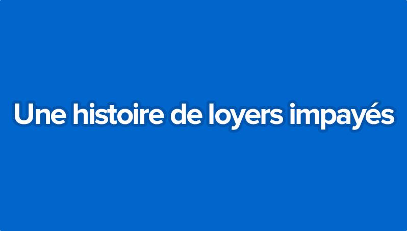 Une Histoire De Loyers Impayes Olivier Seban