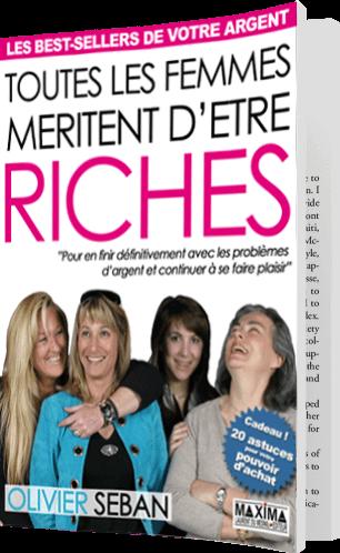 toutes les femmes méritent d'être riches